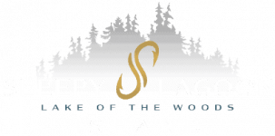 Logo for Sleepy Lagoon Island